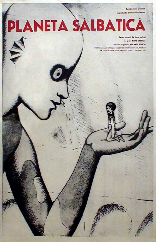 fantastic planet film poster