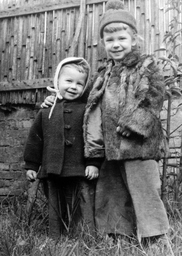 olga taiwan 1950s