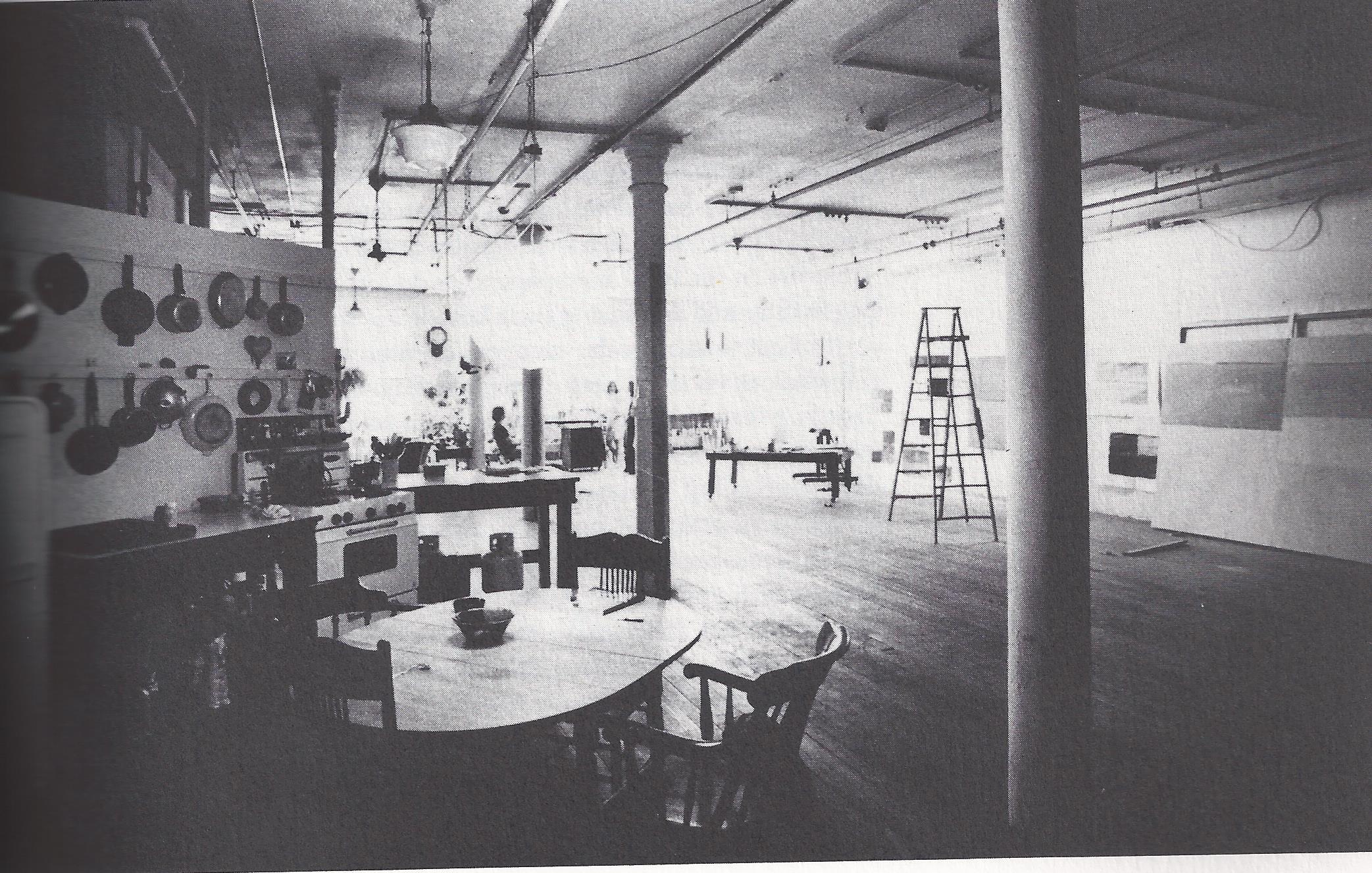 live work loft space