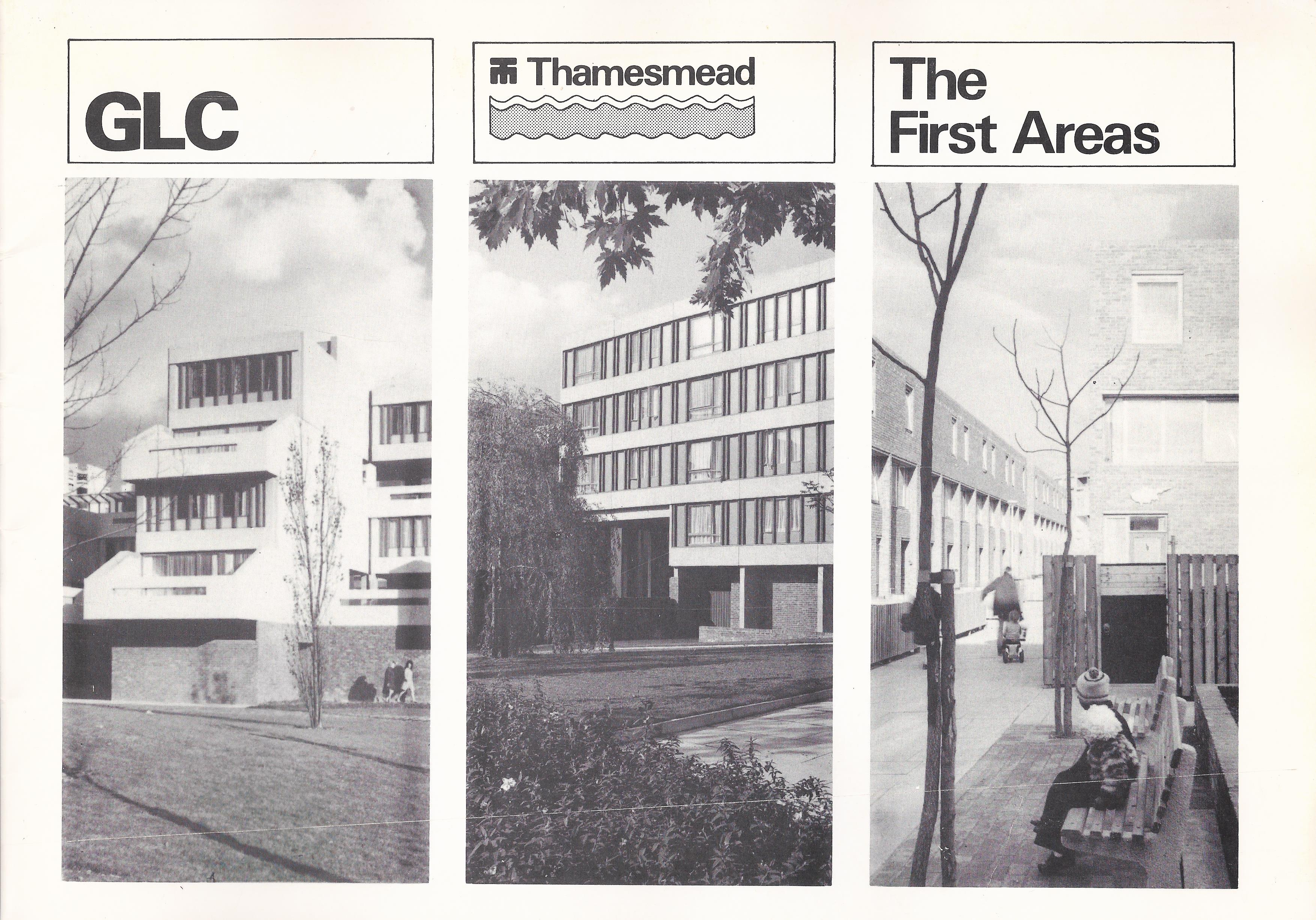 thamesmead first areas book cover