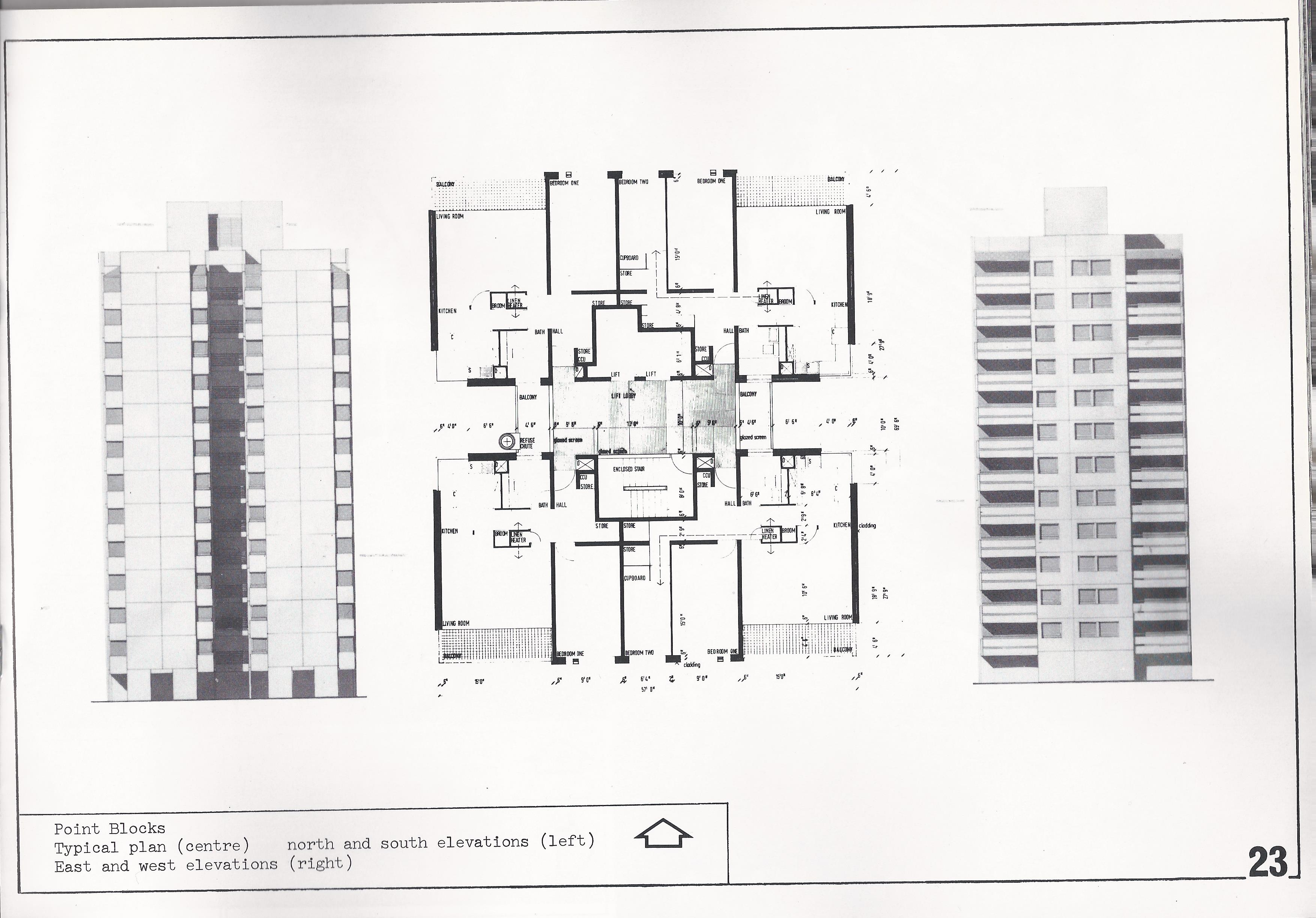thamesmead structure diagram