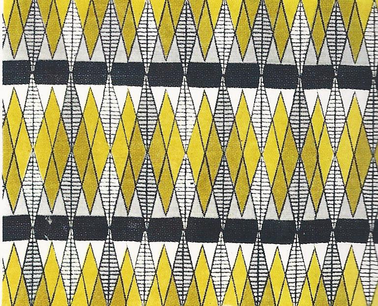 liv hassel norway hand printed cotton fabric design