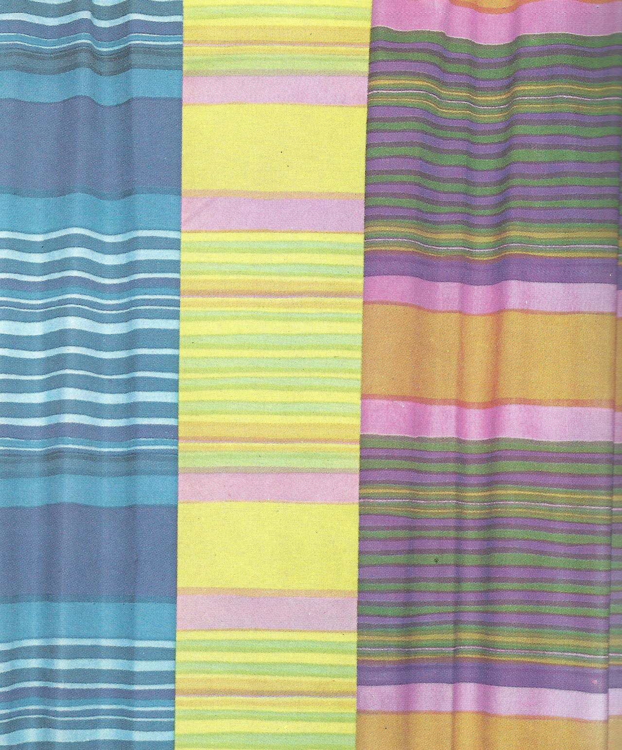 rotti hand printed fabric design vuokko eskolin printex